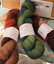 [Rowan] 파인아트 fine art sock yarn